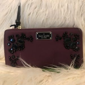 Kate spade neda limited edition wallet. NWT